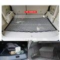 Rede de Carga do carro Universal 4 Gancho Bagunça Do Carro Carga Trunk Armazenamento Organizador Líquido Titular 90 cm * 60 cm Para SUV