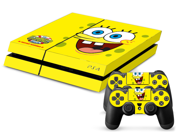Sticker Car Picture More Detailed Picture About Spongebob - Spongebob car decals