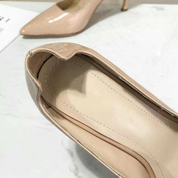 Pic As D'été Talons Minces Bureau En Cuir Soirée Hauts Pointu Mariage Femmes Peu Pour Chaussures Dame Profonde Escarpins Bout De n1RwqYHxUv