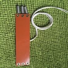 Силиконовый Нагреватель Pad WVO SVO автомобиля топливный фильтр дизельный Обогреватель 50X250 мм 12V 100 W/термостат 80C, согревающие изделия/электрическое Отопление