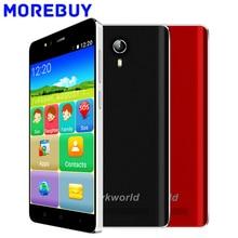 Vkworld F1 4.5 дюймов IPS 3 г смартфон mtk6580m 4 ядра 1 г Оперативная память 8 г Встроенная память Android 5.1 мобильный телефон GPS Wake жест больше значки FM
