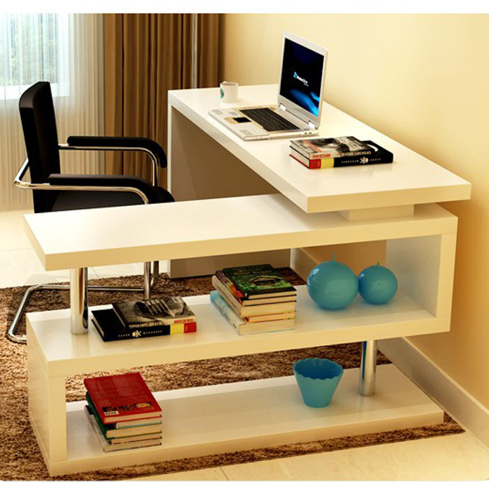 Cheap Desktop Corner Computer Desk Writing Household