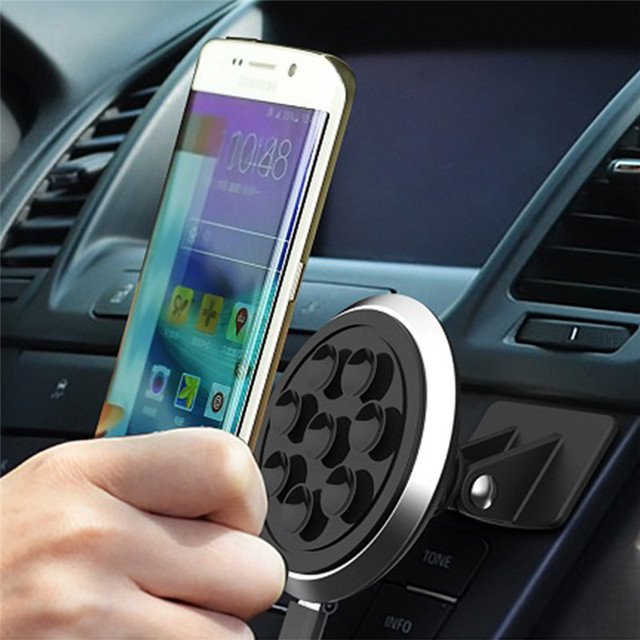 2-in-1 Qi Wireless Charger Dock Car Suction Cup Holder Mount for iPhone  6 6s plus Universal Wireless Car Charger Dock