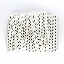1250PCS/Lot 50 Value 1206 SMD Resistor Kit (0R~10MR) 5% 100% NEW AND ORIGINAL 200pcs 1206 2k4 2 4k ohm 1% smd resistor