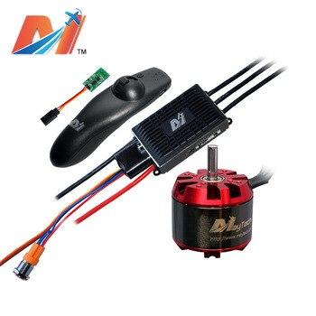 Maytech bldc electric engine 5065 200kv and super esc based on vesc and remote control MTSKR1712 for electric hoverboard