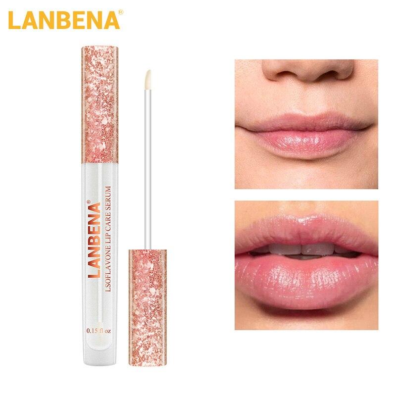 Lanbana Brand Lip plumper Essence Serum Forbedre Lips-3788