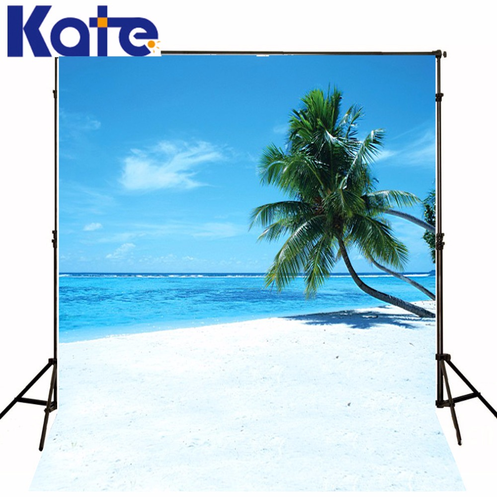 300Cm*200Cm(About 10Ft*6.5Ft) Fundo Beach Sea3D Baby Photography Backdrop Background Lk 2064 300cm 200cm about 10ft 6 5ft fundo red cloud beach birds3d baby photography backdrop background lk 2065