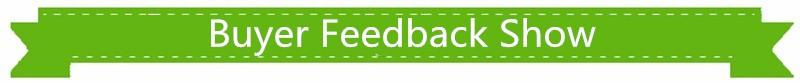 buyer feedback show