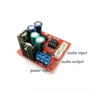 Image 2 - PREAMPLIFICADOR NE5532, placa de amplificador de audio para reproductor de discos de vinilo MM MC phono board AC10 16V