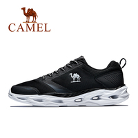 CAMEL Rubber Running Shoese Breathable Light Weight Comfortable Footwear Outdoors Sports Sneaker Shoes For Men