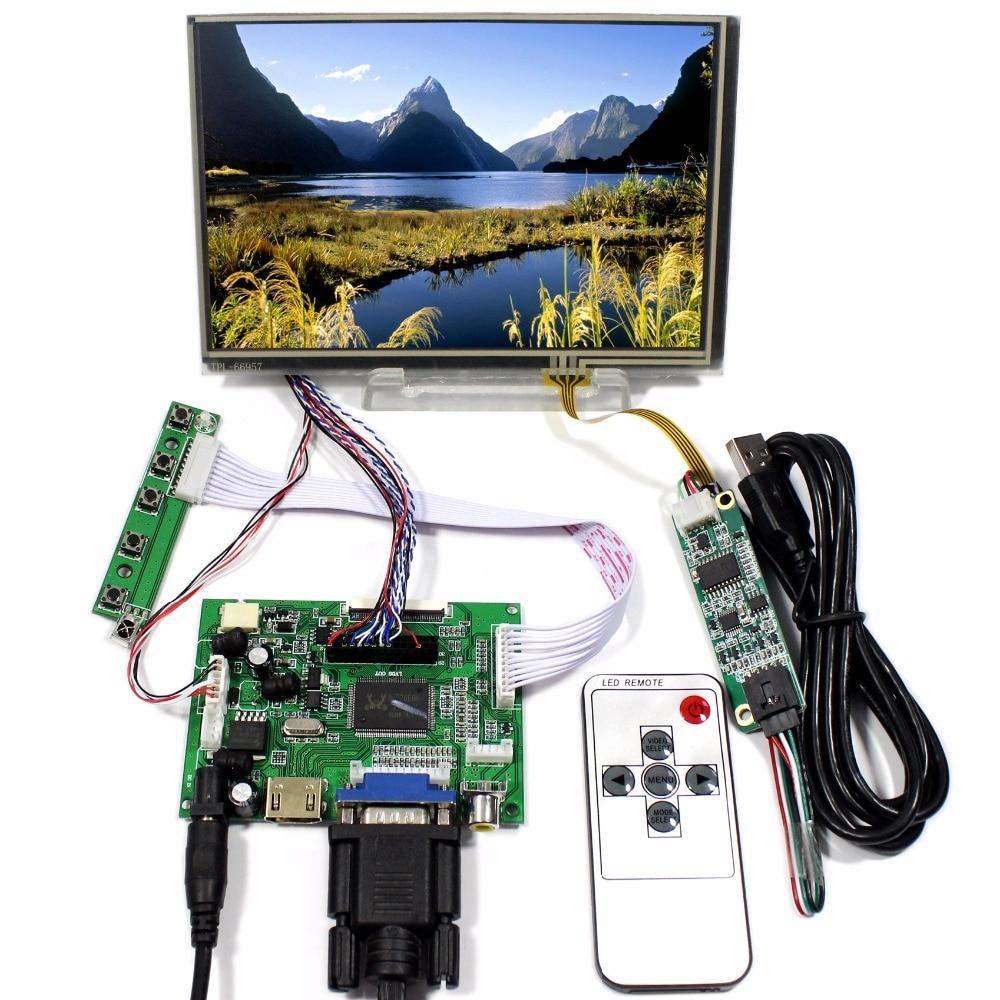 HDMI VGA 2AV LCD controller board with 7inch N070ICG LD1 39pin Reversal1280x800 IPS touch lcd vga hdmi lcd controller board for lp156whu tpb1 lp156whu tpa1 lp156whu tpbh lp156whu tpd1 15 6 inch edp 30 pins 1 lane 1366x768