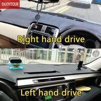 Pu Car Leather Dashmats Dashboard Cover For Toyota Camry Corolla PRADO Crown Mark X LANDCRUIS VIOS RAV4 fj Alphard