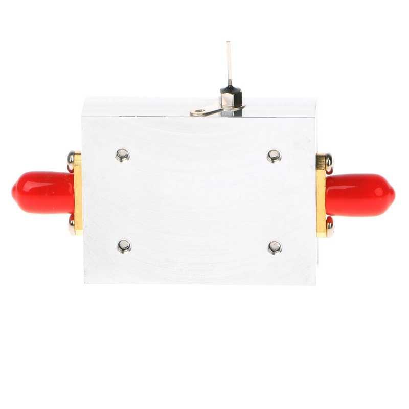 Top Quality 50M-4GHz Low Noise Amplifier LNA Ham Radio Module RF FM HF VHF  NF=0 6dB -110dBm JUN16