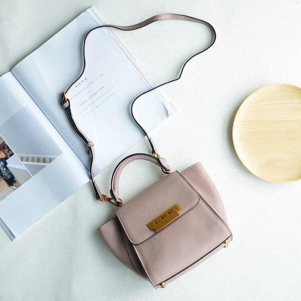 Staaten Hautschicht Lock Fledermausflügel Und Weichem Vereinigten Allgleiches Baotou Leder Aus Quer Vintage Handtasche Tasche Die Cqw1xIE4