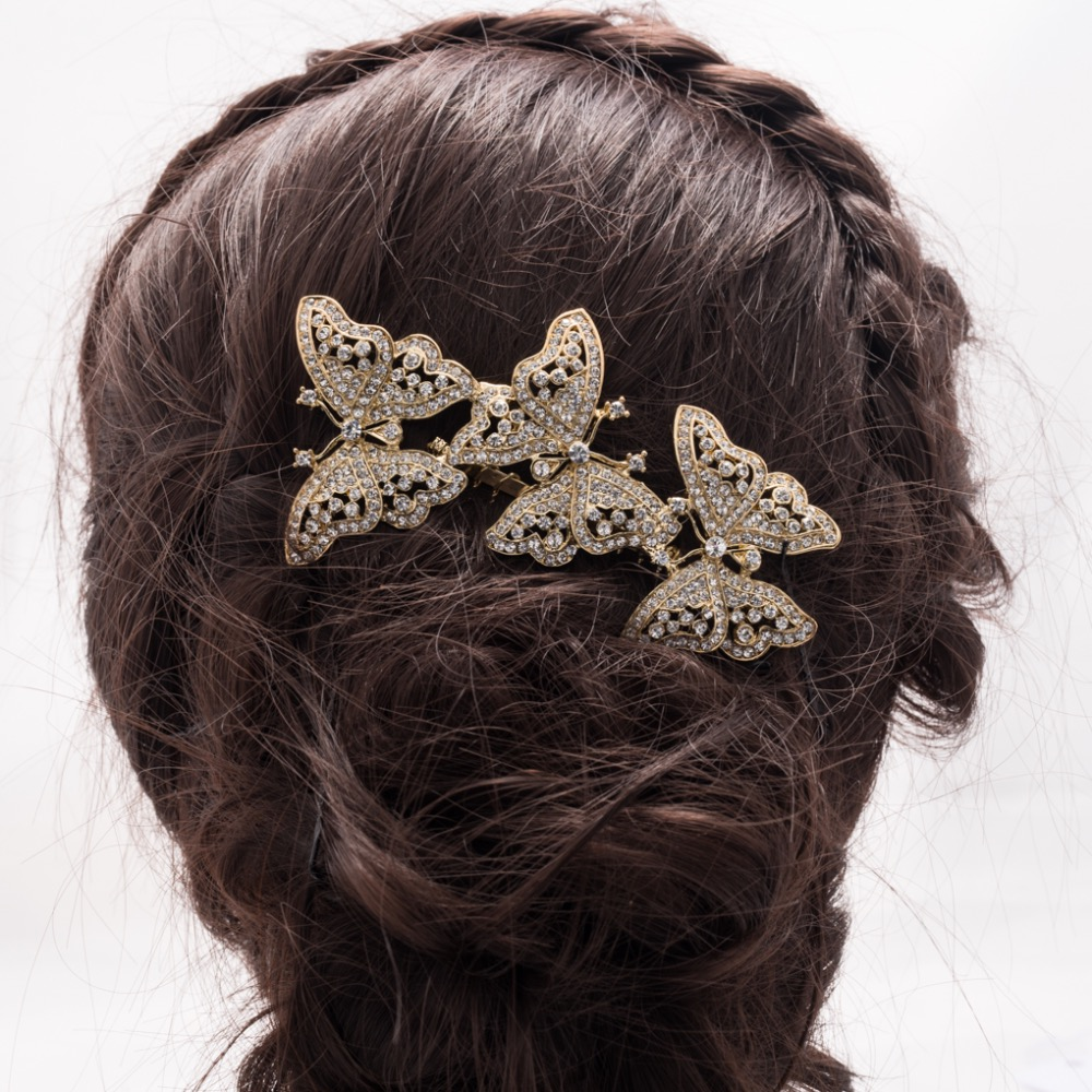 compare prices on bridal butterfly hair accessories- online