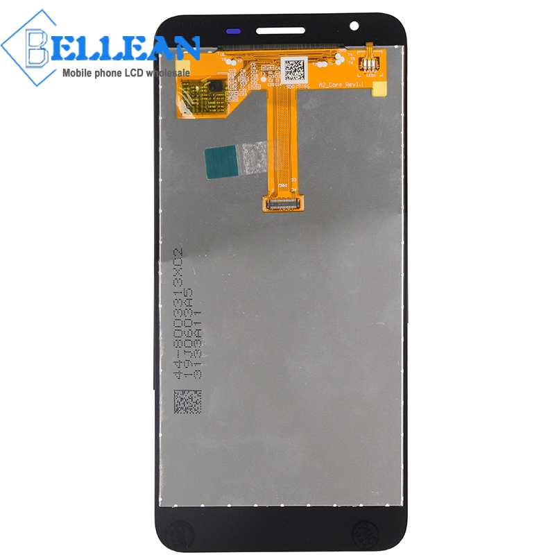 Dinamico A260 Lcd For Samsung Galaxy A2 Core Lcd Touch Screen SM A260F DS A260F Display Digitizer Assembly Free Shipping Tools in Mobile Phone LCD Screens from Cellphones Telecommunications