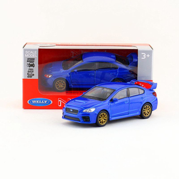 1:36 Diecast Models Impreza WRX STI Model Toys model cars  Alloy Car Diecast Metal Pull Back Car Toy For Gift Collection dinosaur model pull back diecast model cars toy tyrannosaurus triceratops vehicle toys for children christmas gift pullback car