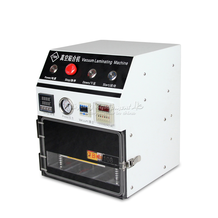 Mobile Phone Repair Equipment OCA LCD Glass Vacuum Laminator Machine, Hot Vacuum Press Laminating Machine new arrival ko no 1 oca vacuum laminating machine refurbish repair oca laminator lcd lamination machine for 7 phone screens
