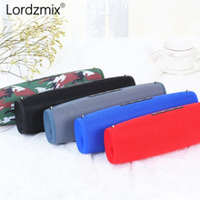 Mini TV E9 Bluetooth Speaker Radio Portable Soundbar support TF  dual speaker dual diaphragm subwoofer for phone xtreme lordzmix