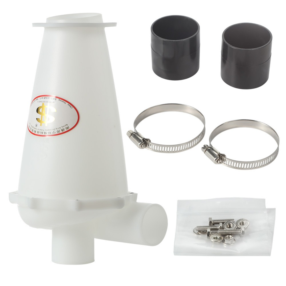 Adoolla Sixth Generation Strong Cyclone Dust Collector Filter Turbocharged Cyclone With Flange Base Separator