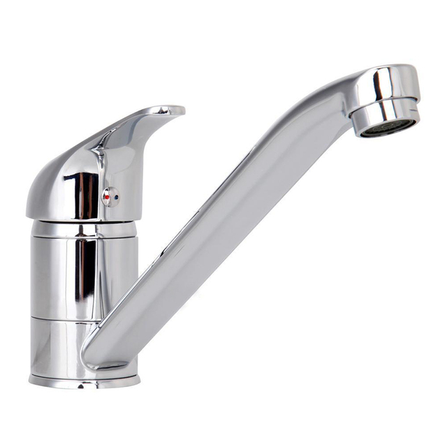 Waterfall Faucet Wash Basin Mixer Faucet Type 2 Chrome Plated