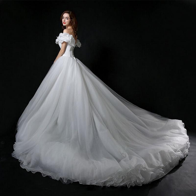 Cinderella Wedding Dress (4)