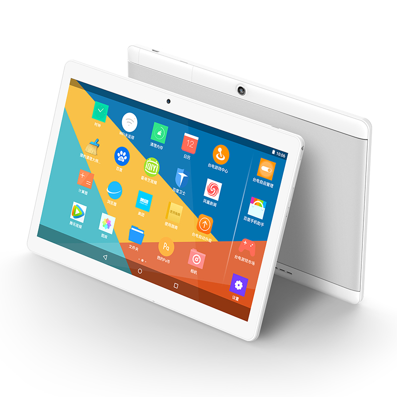 10.1 Inch 3G Phone Call Tablet PC  Android 7.0 2GB RAM 32GB ROM MTK6582 IPS Big Touchscreen
