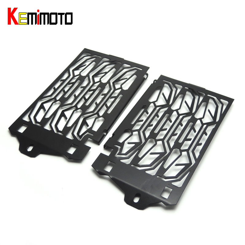 KEMiMOTO R1200GS Motorcycles Radiator Grill Guard Cooler Cover for BMW R 1200 GS GSA ADV LC WC 2013-2016 after market motorcycle radiator grill grille guard screen cover protector tank water black for bmw f800r 2009 2010 2011 2012 2013 2014