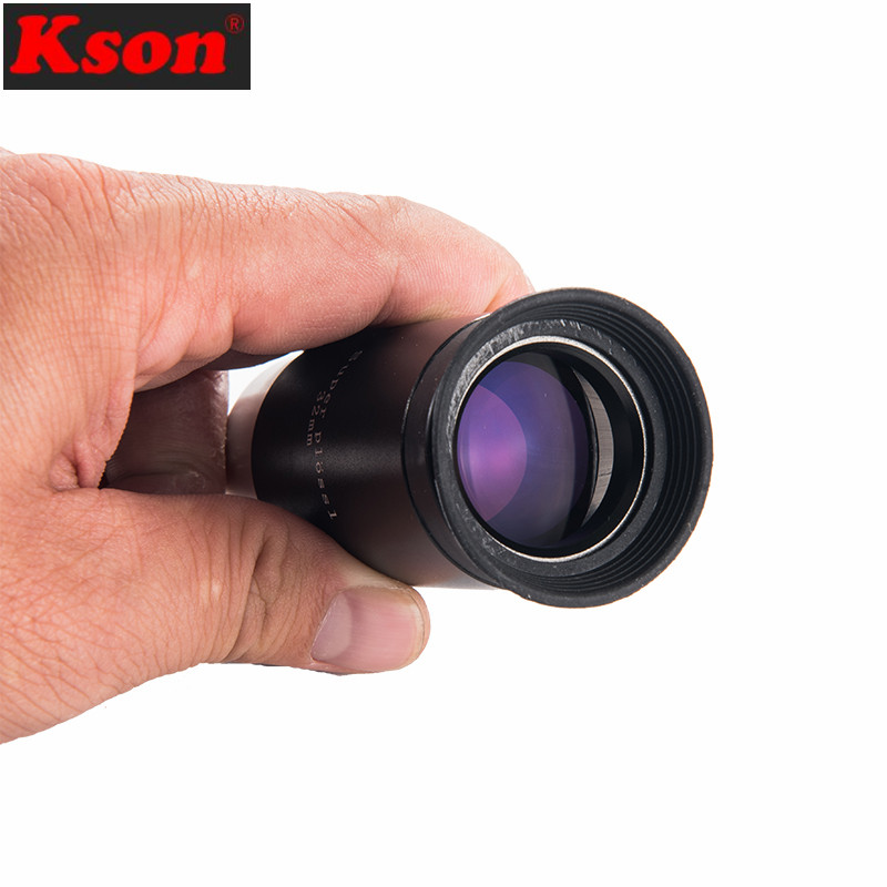 NEW Kson Super Plossl Eyepiece PL7mm 10mm 25mm 32mm Fully Multi coated Coated Metal Monocular Astronomical