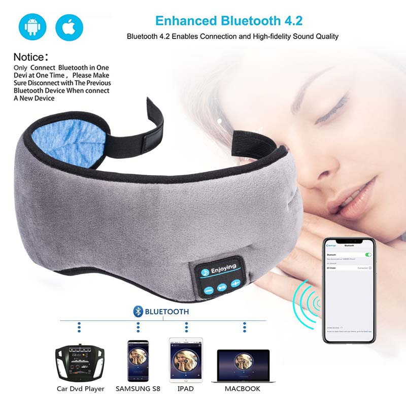 E1875-Bluetooth Music Eye Mask-2