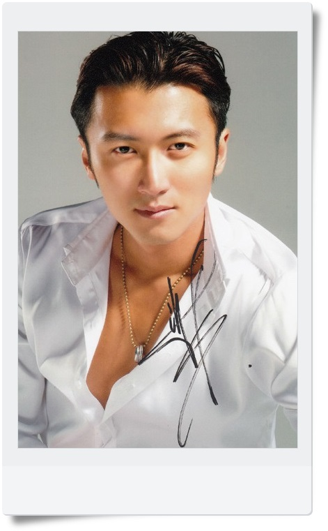 Nicholas Tse autographed  signed original photo 6 inches new chinese  freeshipping 03.2017 01 snsd tiffany autographed signed original photo 4 6 inches collection new korean freeshipping 012017 01