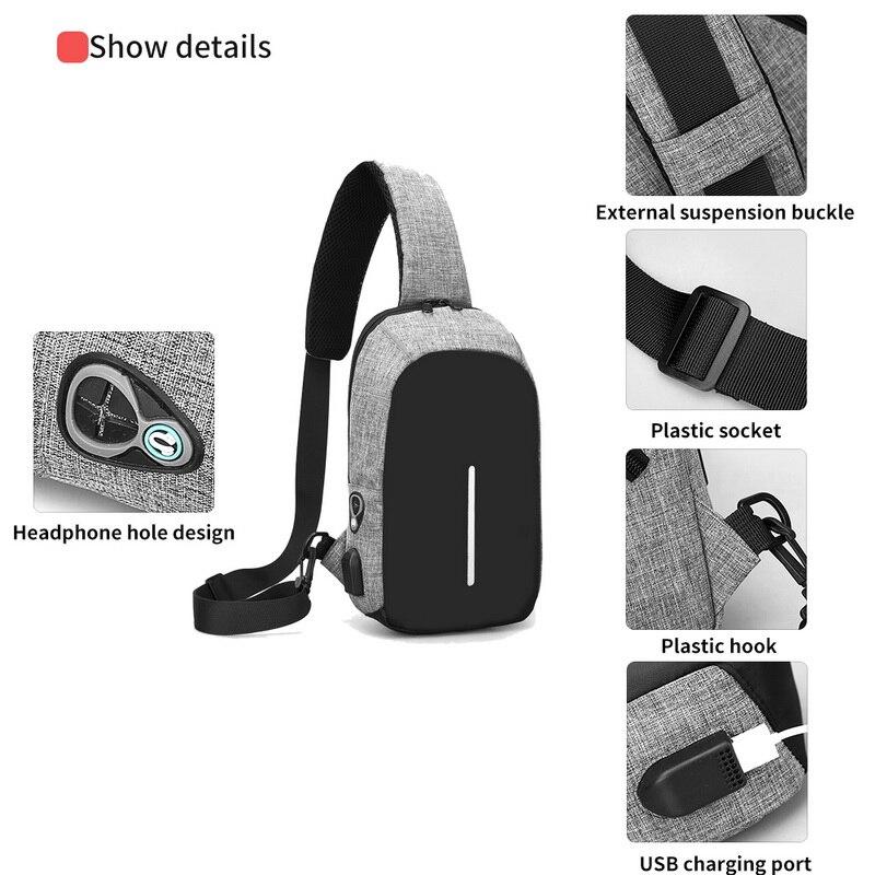 15.6 Inch Brand School Backpack 32x18x48CM 6