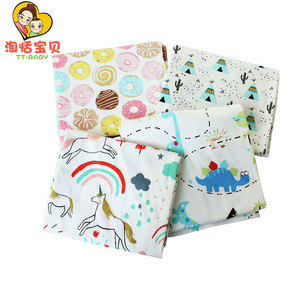 Muslin Baby Knitted Blanket Cotton Bath Towels For Toddler Infant Breastfeeding Towels Multi-Function Baby Girl Swaddling 95*78