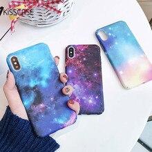 KISSCASE Starry Night Pattern Hard Case For Xiaomi
