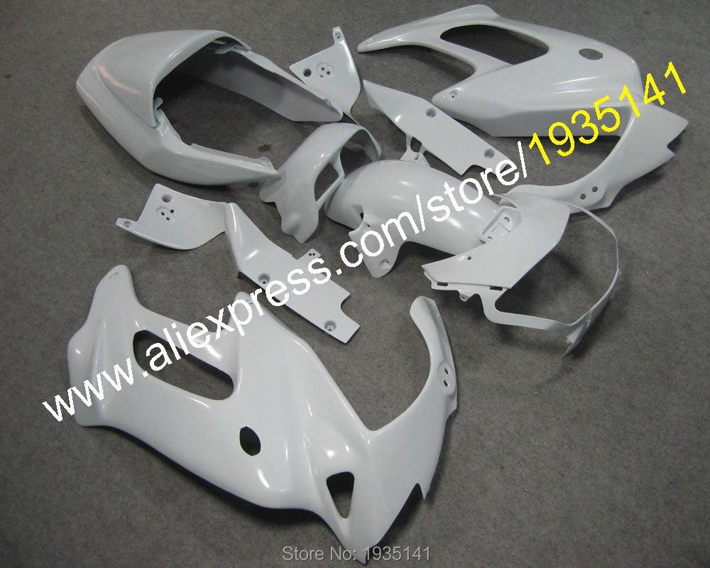 Hot Sales,Sportbike parts For Honda VTR1000F 1997-2005 VTR 1000F 97 98 99 00 01 02 03 04 05 full white Fairing aftertmaket kit прокладки клапанной крышки honda vtr1000f