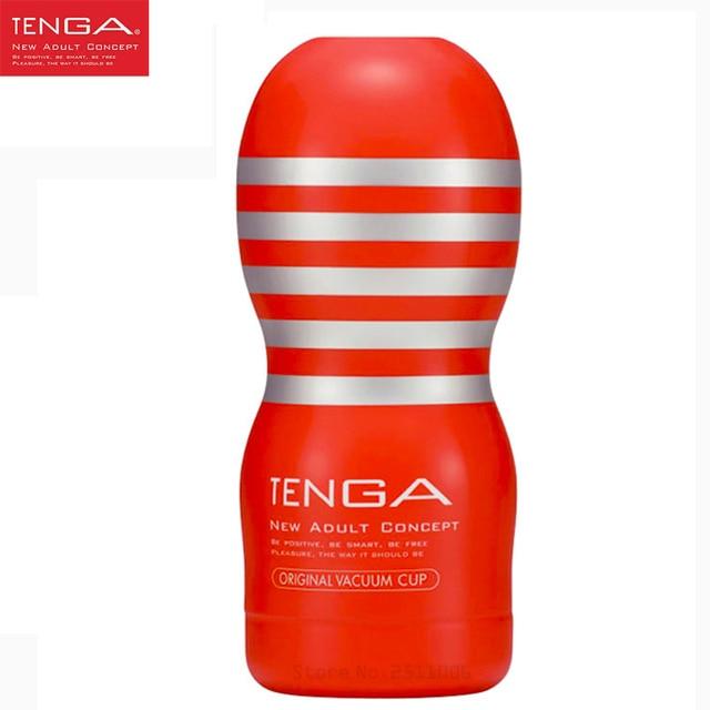 Tenga Toc 101 Deep Throat Sex Cup Standard Version Sex Cup Male Masturbator Sex Toys