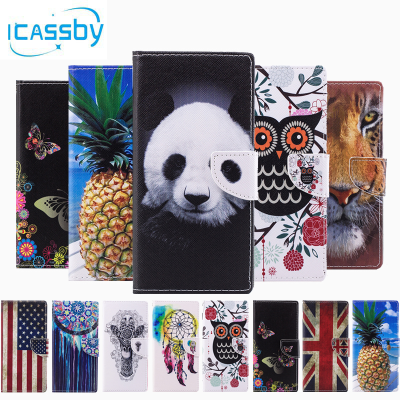 Phone Coque For Sony Xperia XA2 Case For Sony XA2 Luxury PU Leather Silicone Flip Wallet Cover For Sony Xperia XA2 Case Capinha