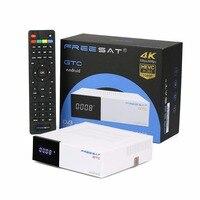 Freesat GTC Android TV BOX DVB S2 DVB T2 DVB C ISDB T 2GB 16GB 1
