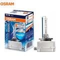 1X OSRAM D1S 35W 66140CBH 6000K COOL BLUE HYPER Xenon Cool Blue Lighting Headlight Off Road HID Light For Refit Upgrade Bulb