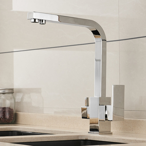 Image 3 - Waterfilter Taps Kitchen Faucets Brass Mixer Drinking Kitchen Purify Faucet Kitchen Sink Tap Water Tap Crane For Kitchen WF 0179