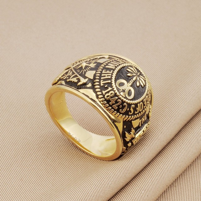 House Cards Ring For Men Women Real 925 Sterling Silver The