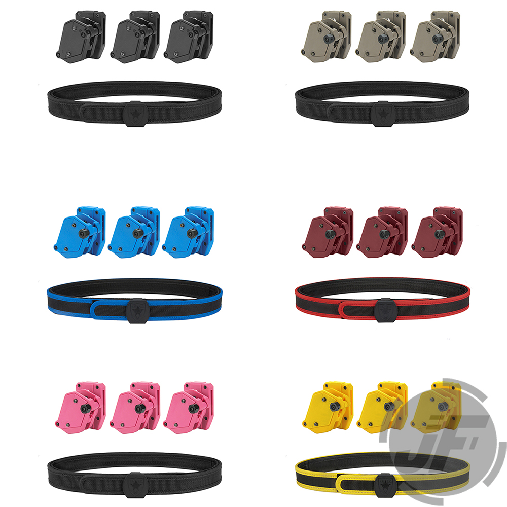 IPSC USPSA IDPA 1 5 Shooting Inner Outer Belt Competition High Speed 3x Multi Angle Speed