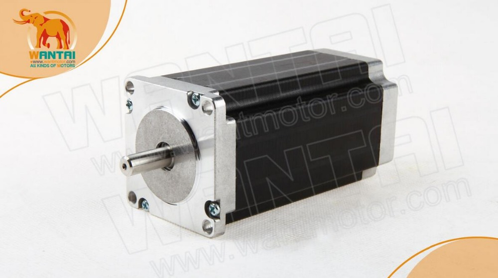 1PC Wantai Nema23 Stepper Motor WT57STH115-4204A 428oz-in 3Nm 4.2A Medical Automation Imaging Printing FREE SHIP TO most countri1PC Wantai Nema23 Stepper Motor WT57STH115-4204A 428oz-in 3Nm 4.2A Medical Automation Imaging Printing FREE SHIP TO most countri