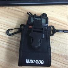 Нейлон радио сумка для переноски чехол держатель рация рация радио сумка для Yaesu Kenwood WOUXUN TYT ICOM Baofeng UV-5R uvb2 BF-888S аксессуары
