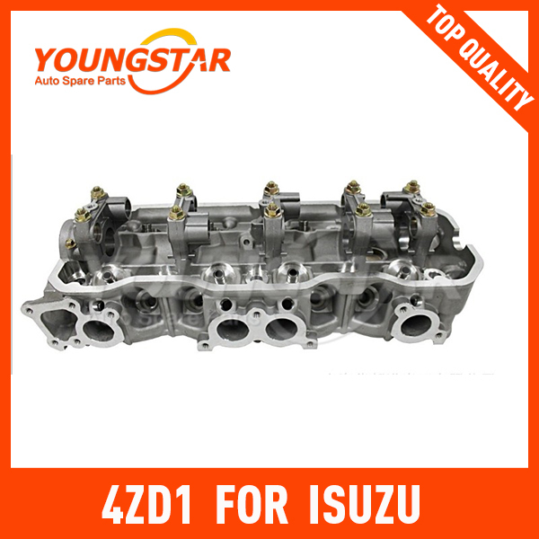 Головка блока цилиндров 4ZD1 8-94159-192-0 для ISUZU Pickup Trooper 4ZD1 2,3