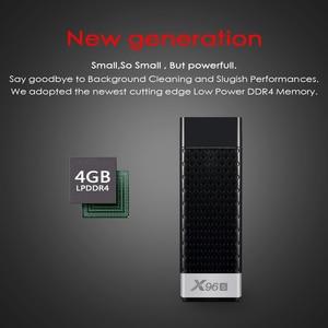 Image 2 - مربع التلفزيون الذكية X96S 2 GB 16GB 4G 32 GB أندرويد 8.1 صندوق التلفزيون 5.0 واي فاي بلوتوث 1000M مشغل الوسائط x96 صندوق التلفزيون أندرويد جهاز استقبال للتليفزيون