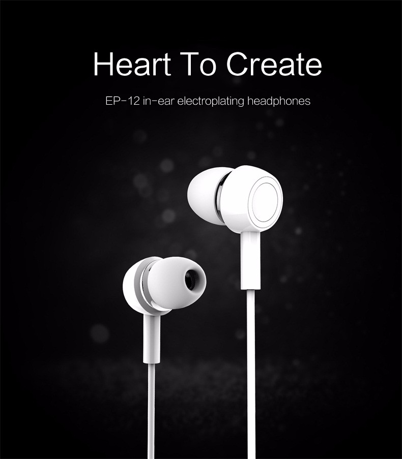 USAMS EP-12 Stereo Earphone