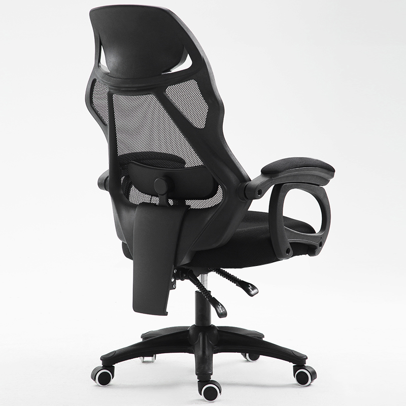 WB#3121 Dole household computer ergonomic desk cloth foot boss staff chair small computer chair the household contracted student chair desk chair is small 009