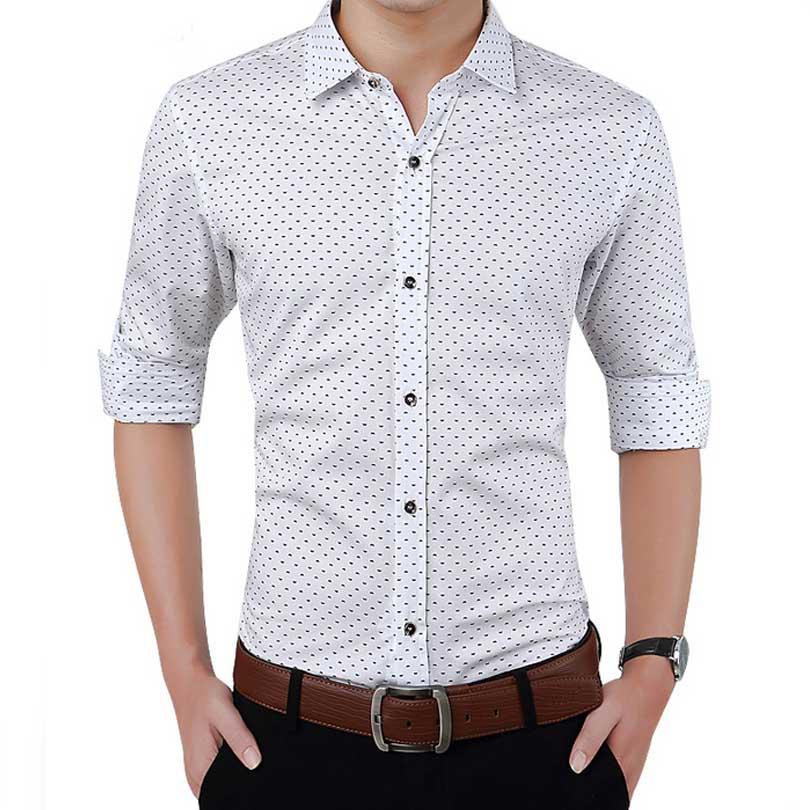 Popular Men's Patterned Shirts-Buy Cheap Men's Patterned ...