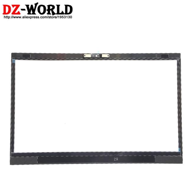Nowy/oryg LCD z przodu arkusz Bezel pokrywa zewnętrzna naklejki dla Lenovo ThinkPad X1 węgla 2nd 3rd Gen nie dotykowy 04X5567 04X5569